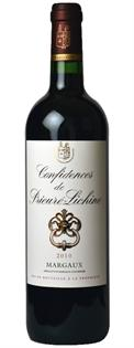 Confidences de Prieure Lichine Margaux 2014 750ml
